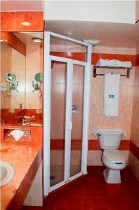 Hotel Marcella Clase Ejecutiva, Hotely  Morelia - big - 34