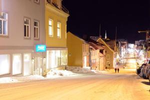 Skansen Hotel, Hotely  Tromsø - big - 35