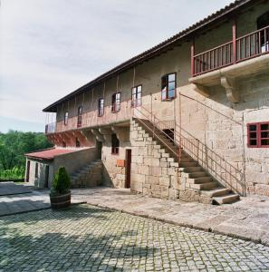 Hotel Torre Lombarda, Country houses  Allariz - big - 1