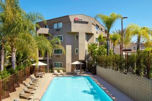 Hilton Garden Inn San Diego Mission Valley/Stadium, Hotels  San Diego - big - 20