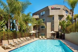Hilton Garden Inn San Diego Mission Valley/Stadium, Hotels  San Diego - big - 22