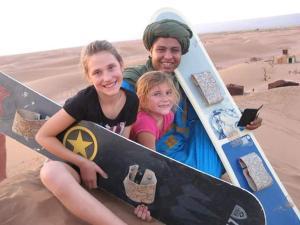 Riad Desert Camel, Hotels  Merzouga - big - 120