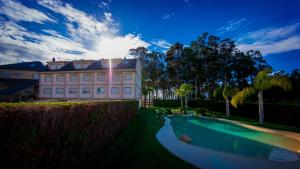 Hotel Dinajan, Hotels  Villanueva de Arosa - big - 1