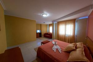 Hotel Dinajan, Hotels  Villanueva de Arosa - big - 36