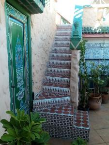 Riad Malak, Bed & Breakfasts  Meknès - big - 108