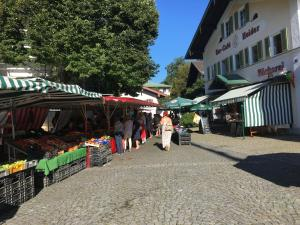 Hotel Pension Lindenhof, Affittacamere  Prien am Chiemsee - big - 38