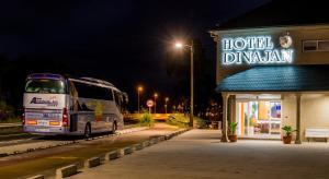 Hotel Dinajan, Hotels  Villanueva de Arosa - big - 44