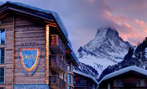 Firefly Luxury Suites, Hotels  Zermatt - big - 42