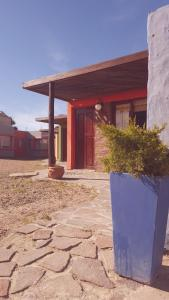 Hospedaje La Posta, Лоджи  Puerto Pirámides - big - 34