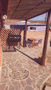 Hospedaje La Posta, Kunyhók  Puerto Pirámides - big - 42