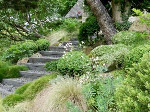 Un Jardin à Moncontour