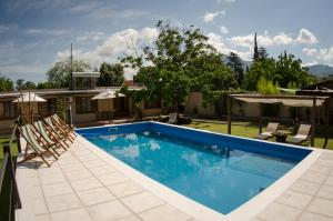 Apart Los Cactus, Ferienwohnungen  Capilla del Monte - big - 24