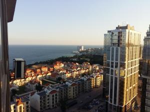 Apartments in Arcadia with Sea View, Ferienwohnungen  Odessa - big - 40