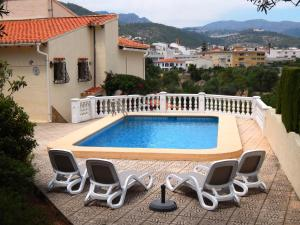 Villa La Foca, Holiday homes  Orba - big - 8
