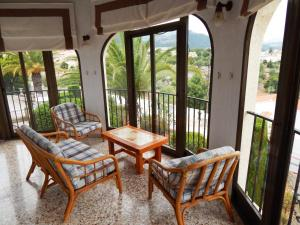 Villa La Foca, Holiday homes  Orba - big - 10