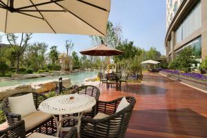 Wyndham Hotel Qingdao XinJiang, Hotels  Qingdao - big - 46