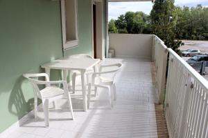 Appartamenti Rosanna, Апартаменты  Градо - big - 29