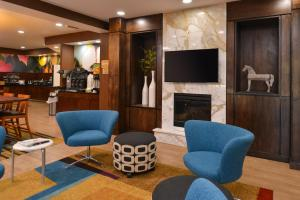 Fairfield Inn & Suites Louisville North / Riverside, Отели  Jeffersonville - big - 17