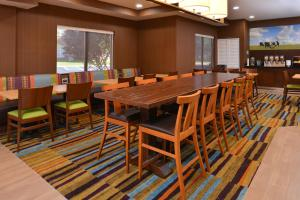 Fairfield Inn & Suites Louisville North / Riverside, Отели  Jeffersonville - big - 16