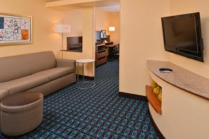 Fairfield Inn & Suites Louisville North / Riverside, Отели  Jeffersonville - big - 8