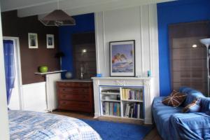 Chambres d'hôtes Manoir du Buquet, Bed & Breakfast  Honfleur - big - 18