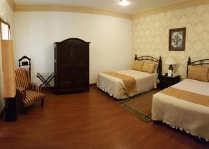 Hotel Casa Divina Oaxaca, Szállodák  Oaxaca de Juárez - big - 13