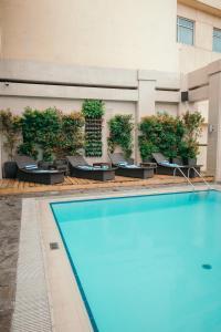 City Garden Hotel Makati, Szállodák  Manila - big - 116
