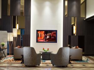 Somerset Grand Citra Jakarta, Apartmánové hotely  Jakarta - big - 53