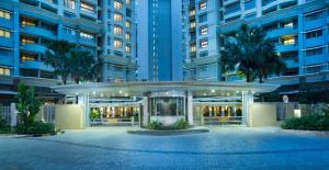 Somerset Grand Citra Jakarta, Apartmánové hotely  Jakarta - big - 54