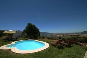 Villa Los Almendros, Dovolenkové domy  El Gastor - big - 13