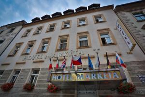 Marketa, Hotels  Prag - big - 21