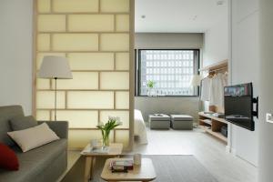 1ベッドルーム アパートメント シティサイド
