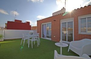 Flatsforyou Port Design, Ferienwohnungen  Valencia - big - 74