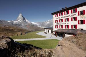 Riffelhaus 1853 - Hotel - Zermatt