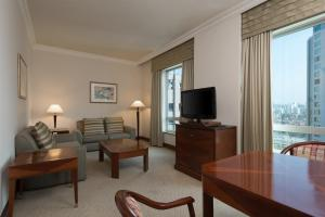 Club Room Sheraton - King Suite