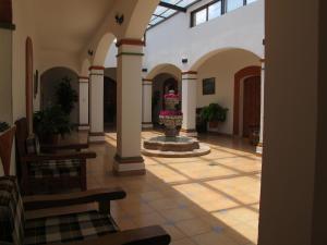 Posada del Virrey, Hotels  Tequisquiapan - big - 25