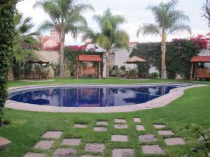 Posada del Virrey, Hotels  Tequisquiapan - big - 23