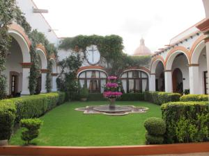 Posada del Virrey, Hotels  Tequisquiapan - big - 1