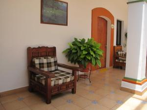 Posada del Virrey, Hotels  Tequisquiapan - big - 20