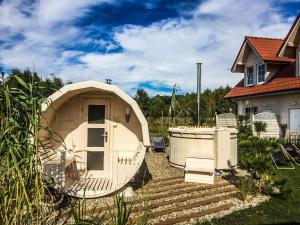 Villa Baltica, Apartmanok  Niechorze - big - 91