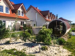 Villa Baltica, Apartmány  Niechorze - big - 93