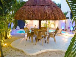 Paradise in Tulum - Villas la Veleta - V2, Ferienhäuser  Tulum - big - 23