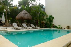 Paradise in Tulum - Villas la Veleta - V2, Prázdninové domy  Tulum - big - 19