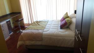 Apart Hotel Uman, Residence  Concepción - big - 4