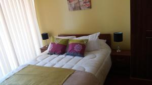 Apart Hotel Uman, Residence  Concepción - big - 6