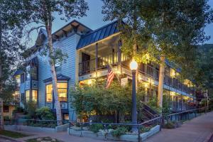 The Victorian Inn, Penziony – hostince  Telluride - big - 27