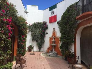 Posada del Virrey, Hotels  Tequisquiapan - big - 16