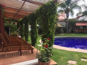 Posada del Virrey, Hotels  Tequisquiapan - big - 26