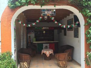 Posada del Virrey, Hotels  Tequisquiapan - big - 15
