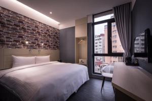 Yi Su Hotel-Taipei Ningxia, Hotely  Tchaj-pej - big - 69
